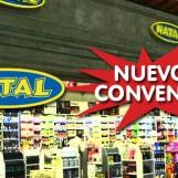 Nuevo Convenio: Perfumerías Natal