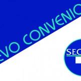 Nuevo convenio con SECOM