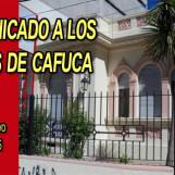 COMUNICADO A LOS COMPAÑEROS SOCIOS DE CAFUCA