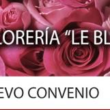 """Convenio Florería """"Le Blé"""""""