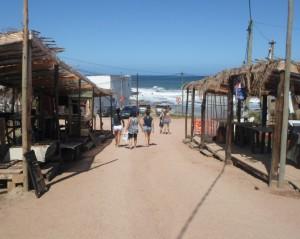 Paseo a Chuy y Punta del Diablo