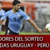 Ganadores de Entradas Uruguay – Perú