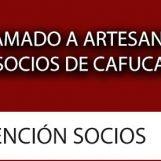 Llamado a artesanos Mayo 2017