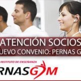 Nuevo Convenio: Pernas Gym