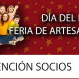 Feria de Artesanos para el Día del Niño
