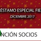Préstamo Especial Fiestas